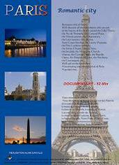 Paris Romantic City